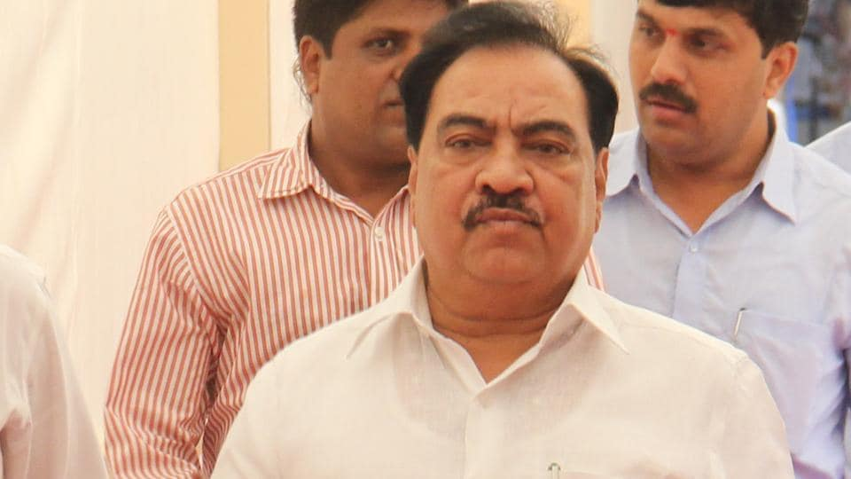 Eknath Khadse insinuated that something was amiss in the contract awarded to rid the state secretariat  of rodents.