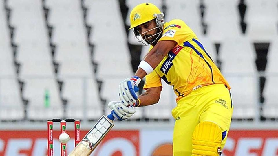 Murali Vijay was part of the 2010 and 2011 winning Chennai Super Kings franchise and he is glad to be back for the franchise for the 2018 Indian Premier League.