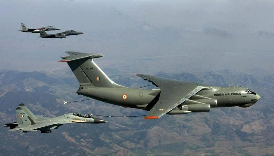 Deesa air base,Indian Air Force,IAF