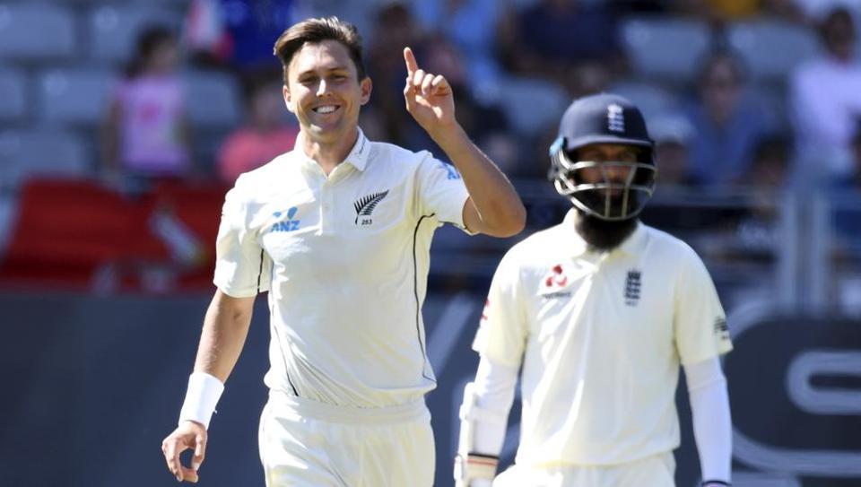 New Zealand vs England,Trent Boult,Tim Southee