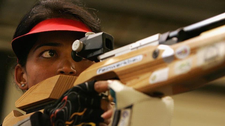 Commonwealth Games,Tejaswini Sawant,Rio Olympics