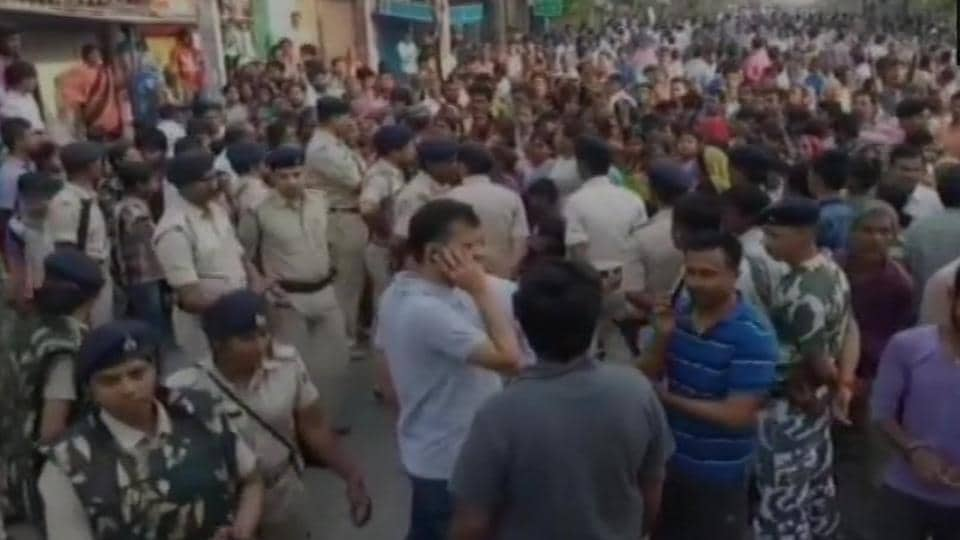 Five people were killed and 30 others injured in an explosion at an illegal firecracker unit in Bihar's Nalanda district.