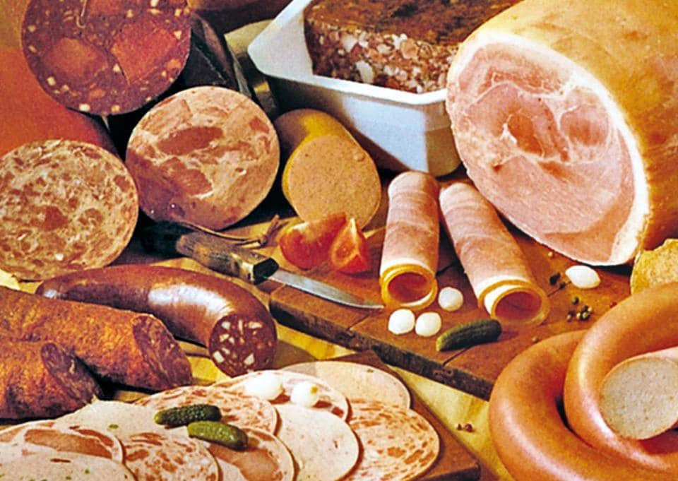 Weary of the sausages available in the market, The Oberoi chain set up their own deli unit