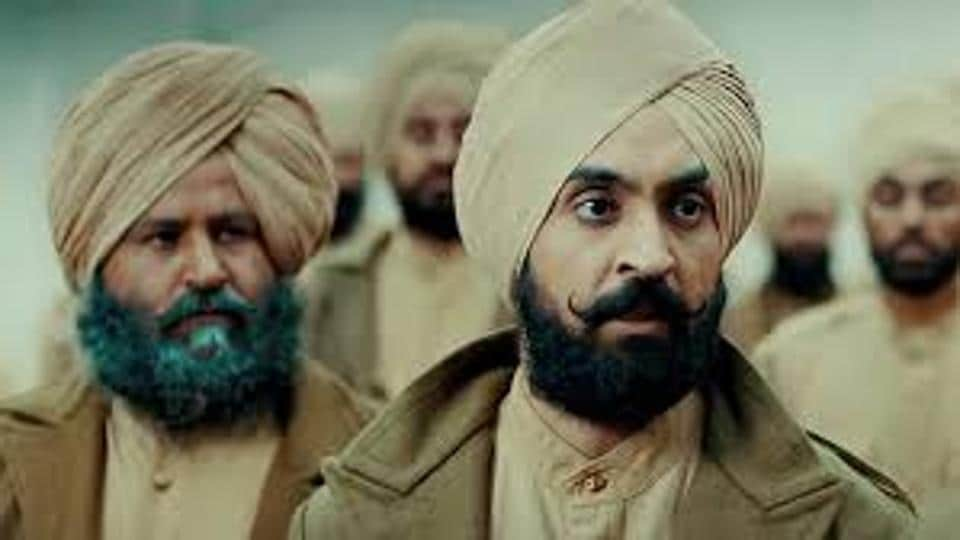 Sajjan Singh Rangroot movie review: Diljit Dosanjh is the heart of this World War 1 drama.