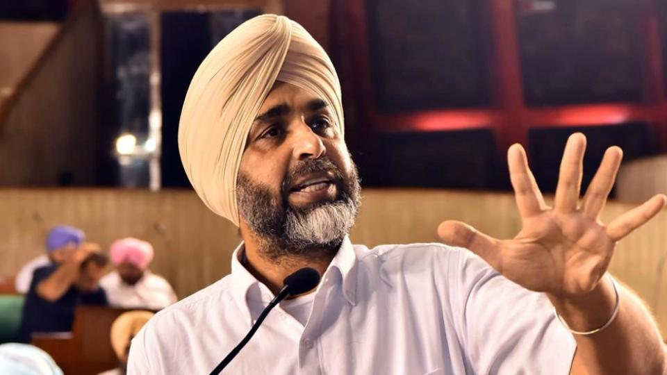 """As he demanded that a Vidhan Sabha committee be formed to """"reopen"""" the account, finance minister Manpreet Singh Badal replied that the matter has been nearly clinched as the Centre is talking to the state's officers on the matter."""