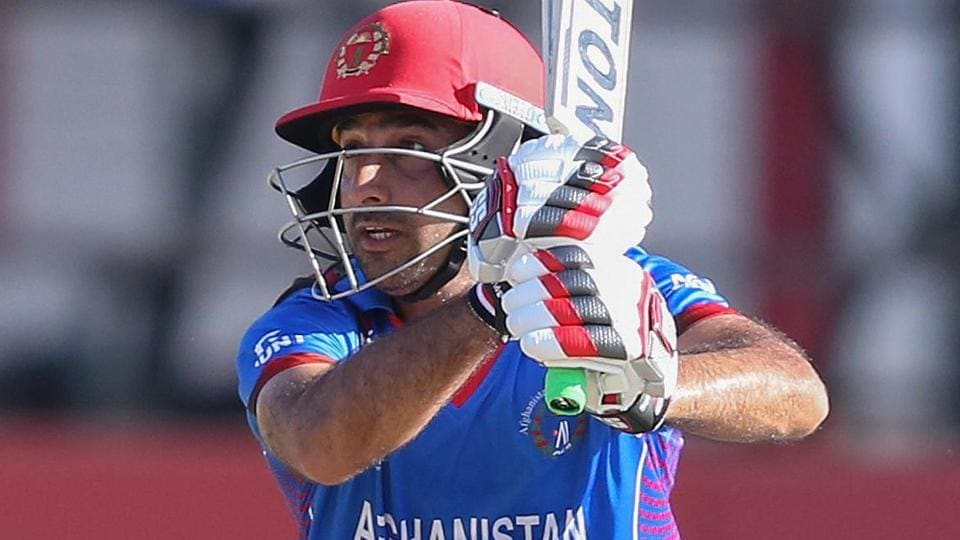 Asghar Stanikzai guided Afghanistan to victory over Ireland in their ICCWorld Cup qualifier on Friday.