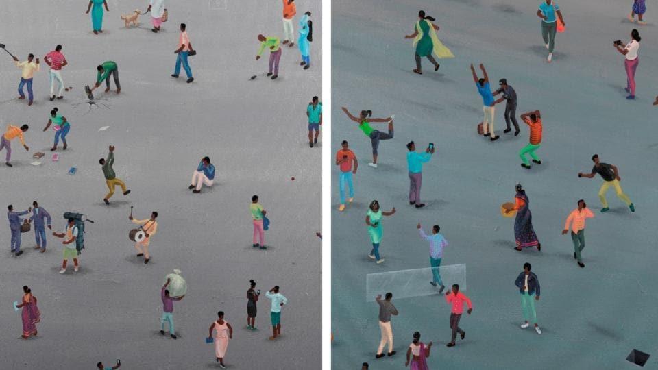 Sameer Kulavoor,Art,Tarq