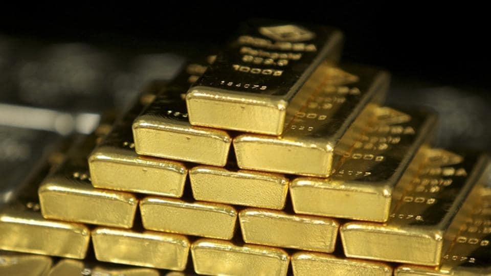 Custom officials are investigating whether there a gold-smuggling syndicate is involved.