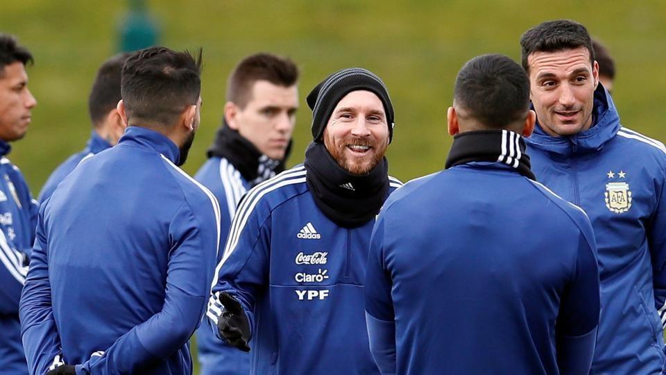 Lionel Messi,Argentina national football team,Jorge Sampaoli