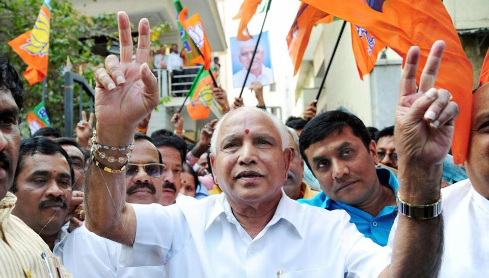 The Lingayat controversy in Karnataka has caused some discomfort to BJP chief ministerial candidate BS Yeddyurappa.