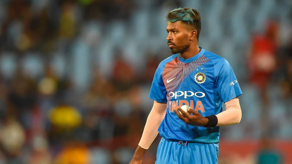 Hardik Pandya had landed in a controversy after a parody account had posted a tweet against BR Ambedkar.