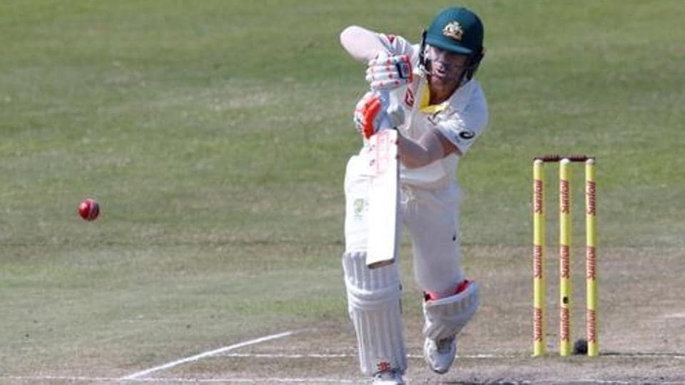 David Warner's two centuries at Newlands, Cape Town, came in the same Test back in 2014.