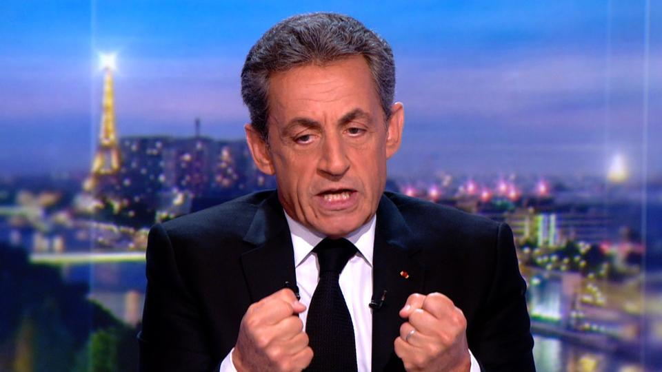 Sarkozy to appeal against curbs set over Gaddafi funding case