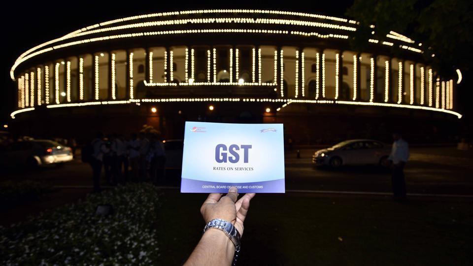 GST, the country's biggest tax overhaul in recent times, was rolled out in July last year.