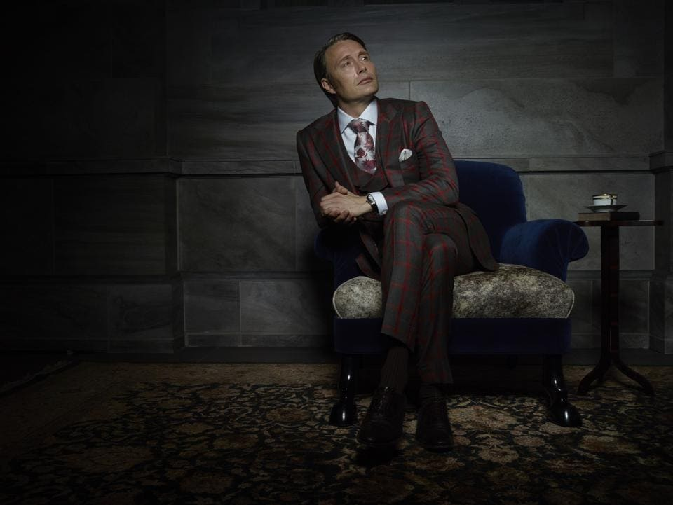 Mads Mikkelsen says his subtle approach towards the character of Hannibal earned him the role and trust of his producers.