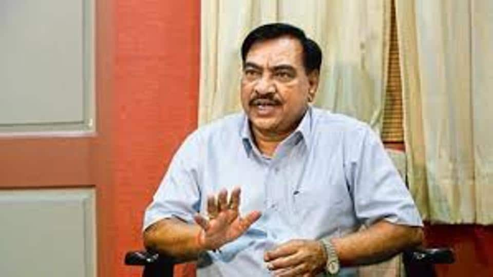 Khadse had referred to the RTI information on Thursday indirectly alleging a scam in the state secretariat.