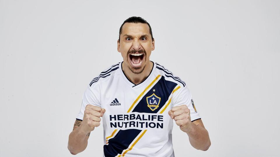 Zlatan Ibrahimovic has inked a two-year deal worth $3 million with Major League Soccer side Los Angeles Galaxy, according to reports.