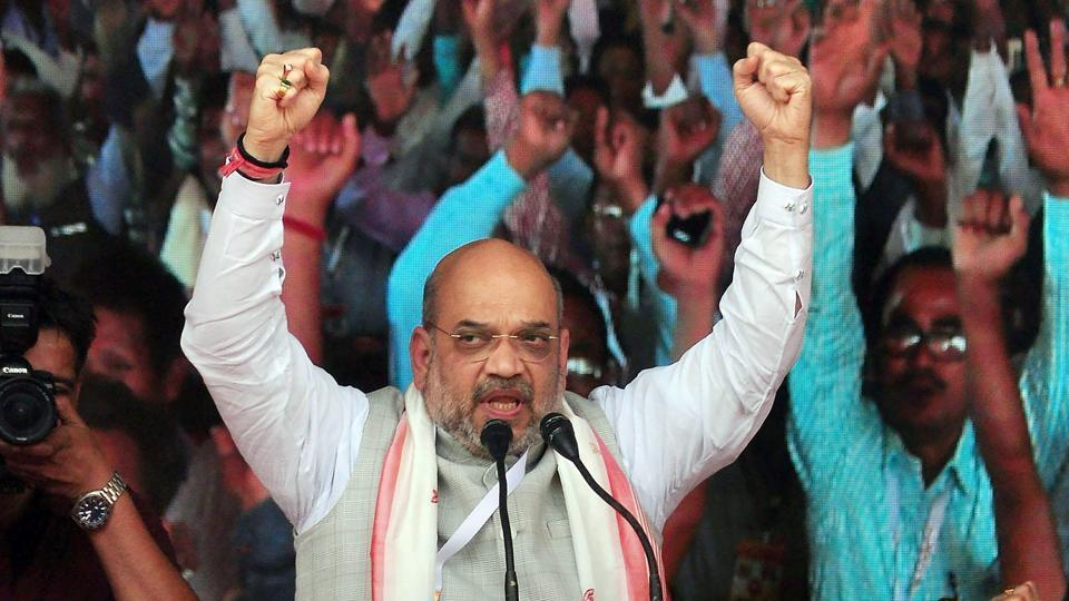 2019 elections,Lok Sabha elections,Amit Shah