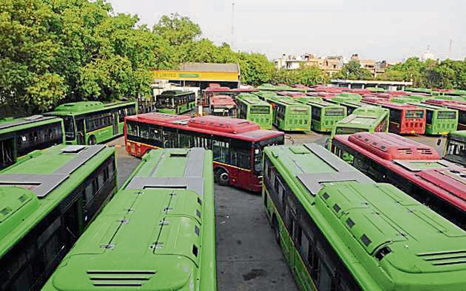 In a first, the government has prepared a proposal to build multilevel bus depots to accommodate a total of about 11,000 buses that the city requires.