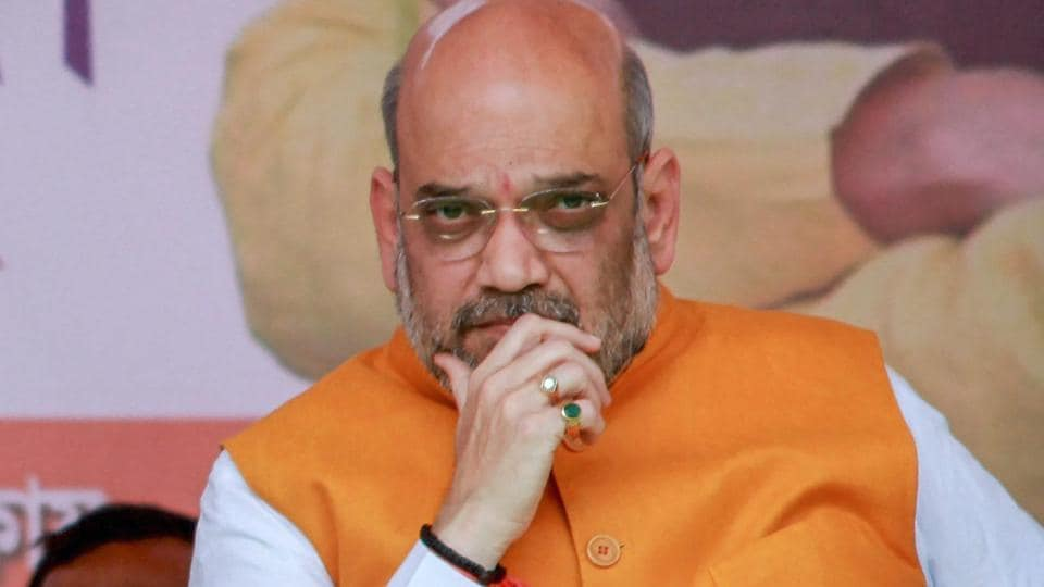 TDP Decision To Quit Alliance Unfortunate, Unilateral: Amit Shah To Chandrababu Naidu
