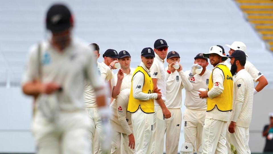 NZ build lead on rain-disrupted second day