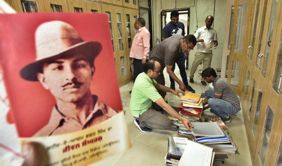Bhagat Singh,Archives,Freedon struggle