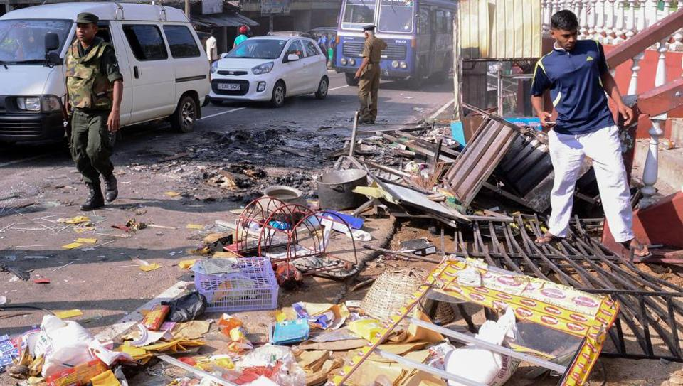 Sri Lanka,Anti-Muslims riot,Sinhala-Buddhist group