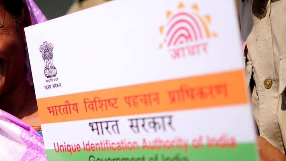 The UIDAI's Aadhaar number has over 1.1 billion users, and is the world's biggest database.