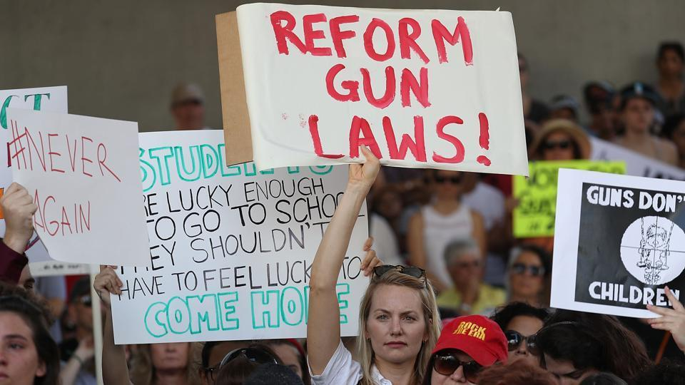 Time to look at gun laws, registry