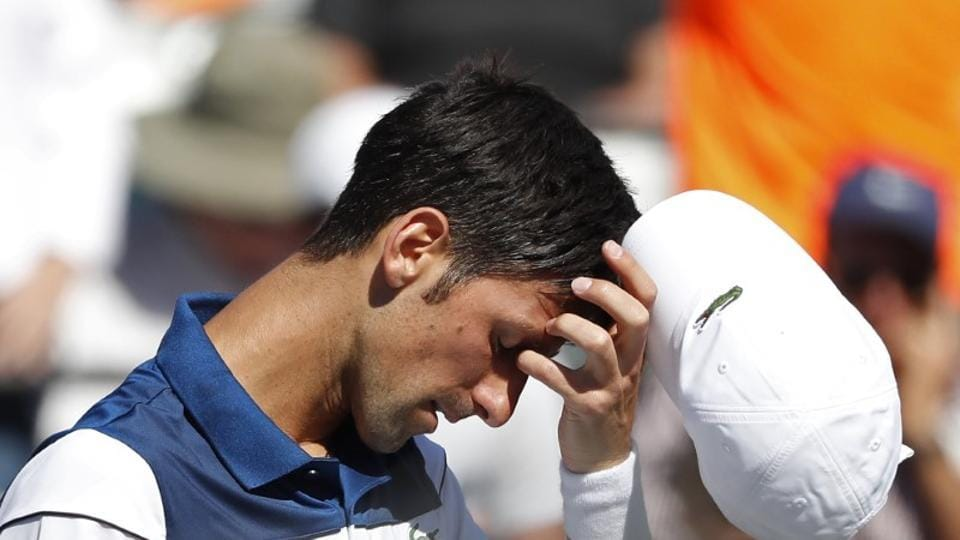 Novak Djokovic's 16-match winning streak in the ATP Miami Open came to an end as his woeful 2018 came to an end.