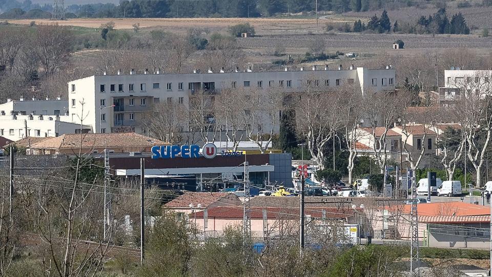 France attack,France hostage crisis,Trebes supermarket