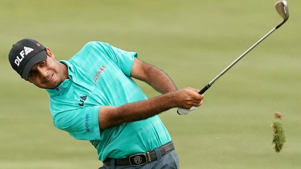 Shubhankar Sharma,PGA Tour,Golf