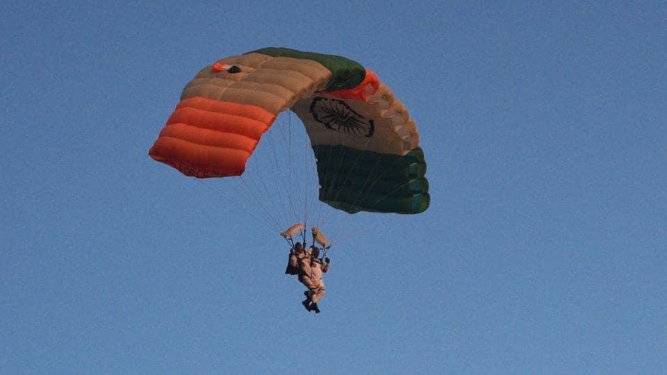 Indian Air Force,Air Force,Para military