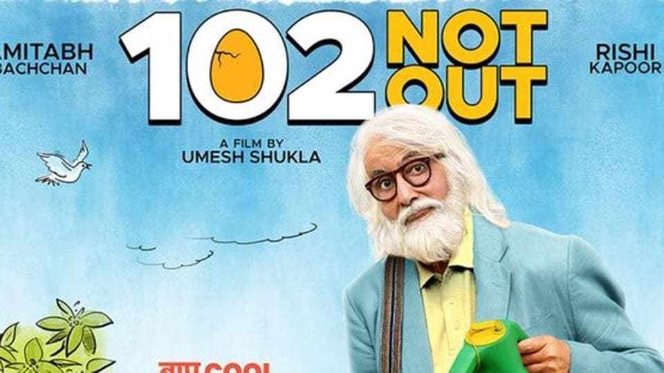 102 Not Out: This father-son chemistry of Amitabh Bachchan and Rishi Kapoor promises to be fun.