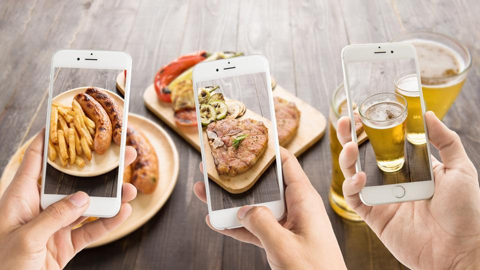What happens when we start eating to earn a few likes and comments on our feed?