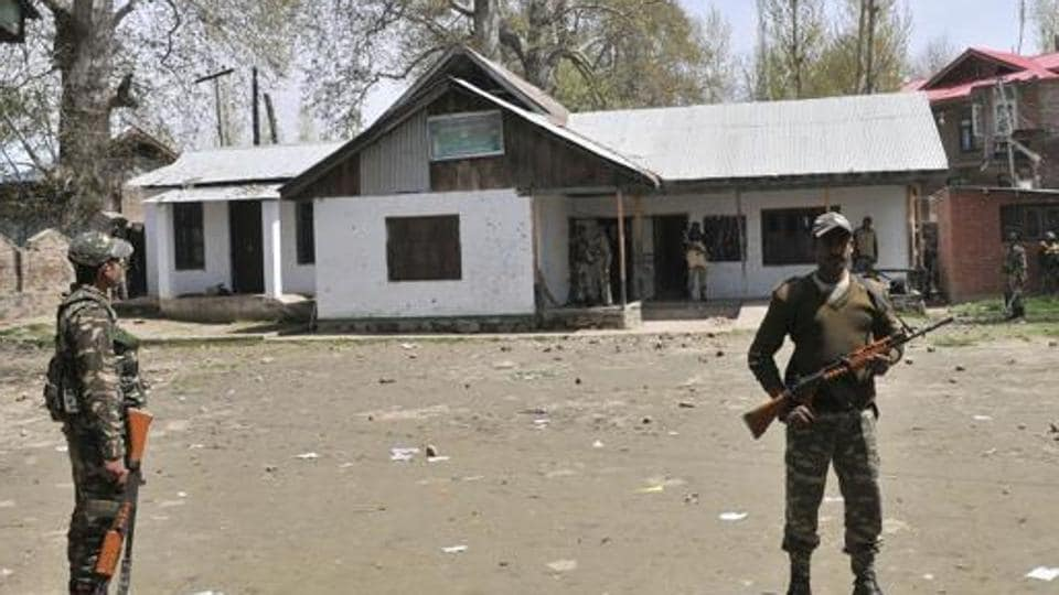 Terrorist neutralised in Budgam encounter