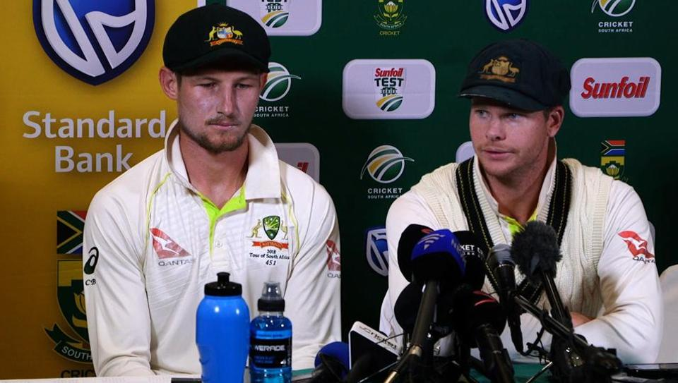 Australia captain Steve Smith and teammate Cameron Bancroft sensationally admitted to ball-tampering during the third Test against South Africa on Saturday.