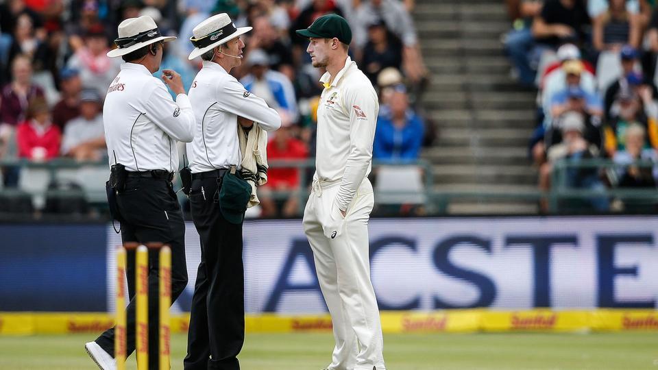 Michael Clarke,South Africa vs Australia,Cameron Bancroft