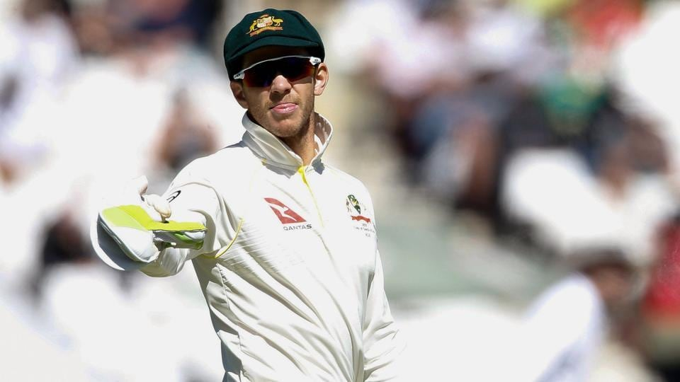 Tim Paine hails Australian fight but series defeat looms in South Africa