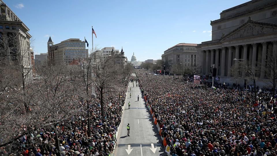 March of our lives,Gun control,US