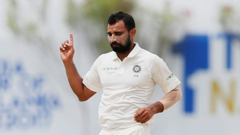 Mohammed Shami sustains injuries in accident