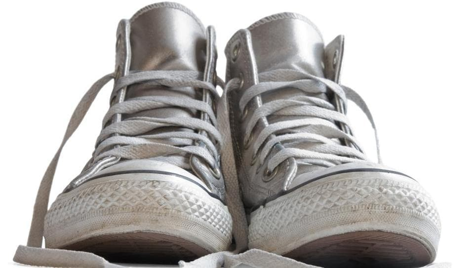 High top sneakers can be paired with jeans, chinos and also are ideal kicks for off duty looks.