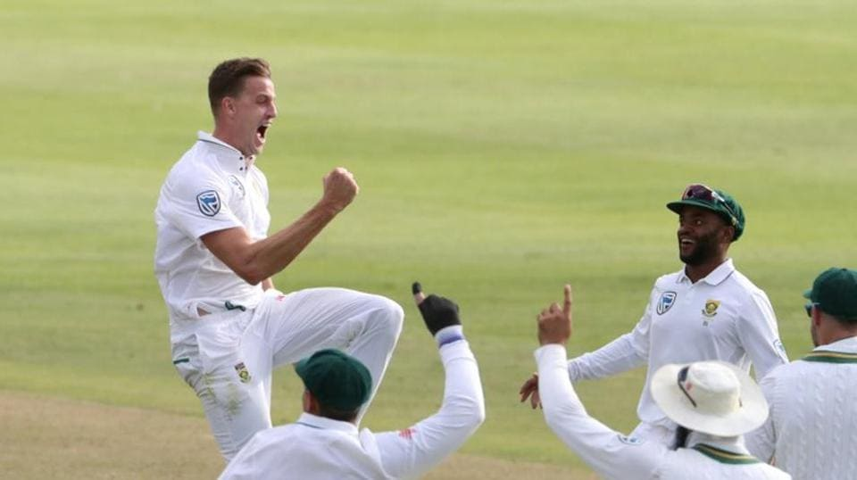 South Africa seamer Morne Morkel ripped through the Australian batting line-up to inflict a comprehensive 322-run defeat in the controversial third Test in Cape Town on Sunday.