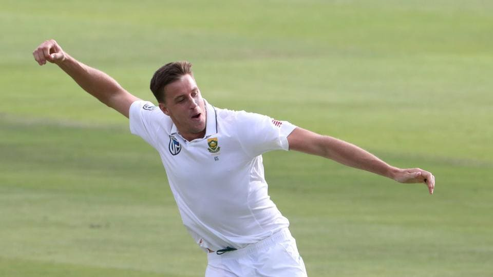 Riding on Morne Morkel's 5/23, South Africa crushed Australia by 322 runs in Cape Town to go 2-1 up in the four-match Test series. (REUTERS)
