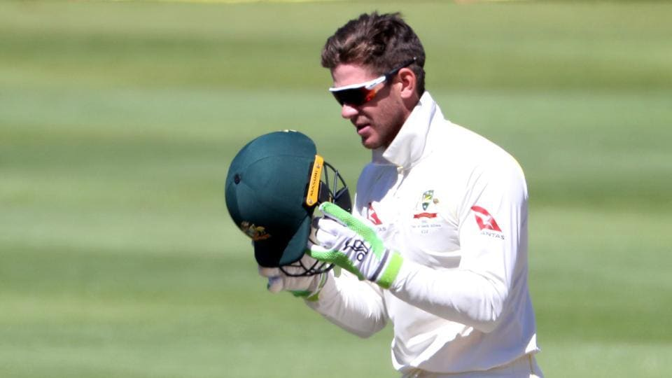 The controversy surrounding the day-three incident roared on into Sunday morning as pressure continued to grow on Cricket Australia to act, with Tim Paine eventually being handed the captaincy for the remainder of the Test.  (REUTERS)