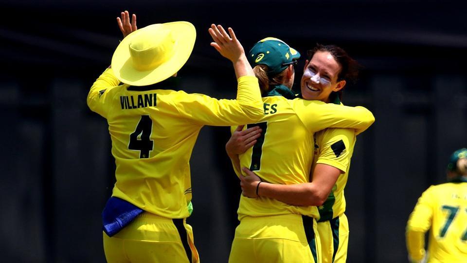 India vs Australia,Megan Schutt,Indian women's cricket team