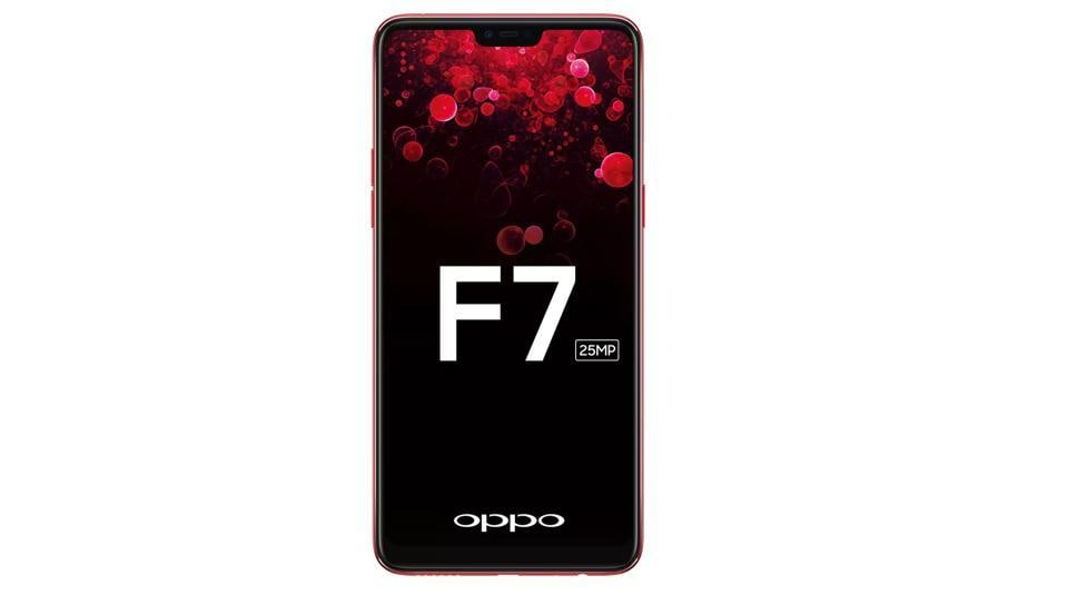 OPPO F7 debuts with AI-powered selfie camera in India