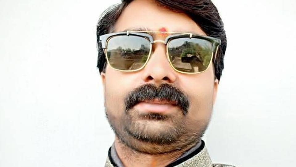 Sandeep Sharma, who worked with News World channel, had apprehended that he would either be killed in a road accident or implicated under false charges.