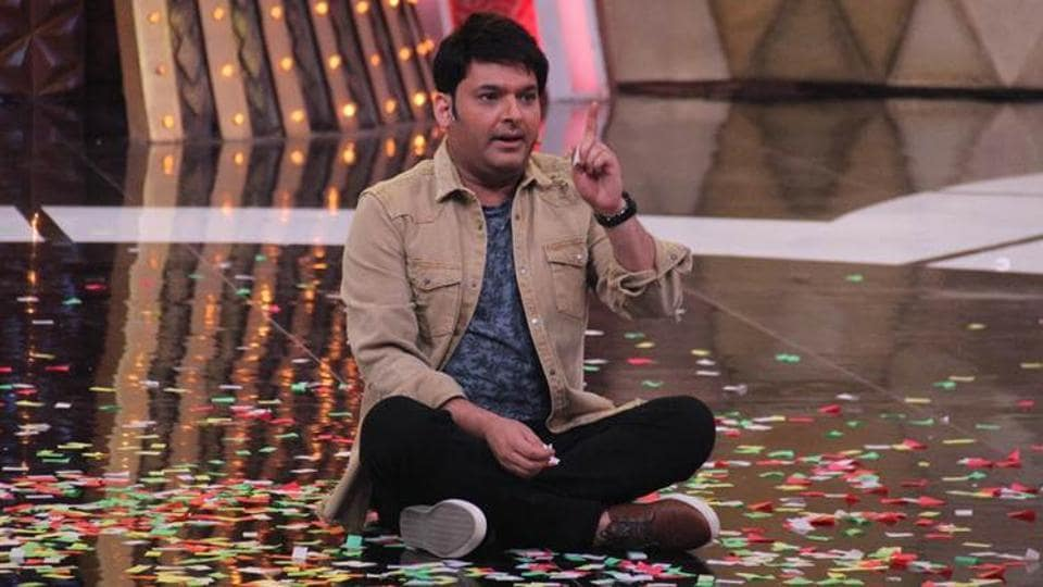 Kapil Sharma makes a comeback on television with Family Time With Kapil Sharma.