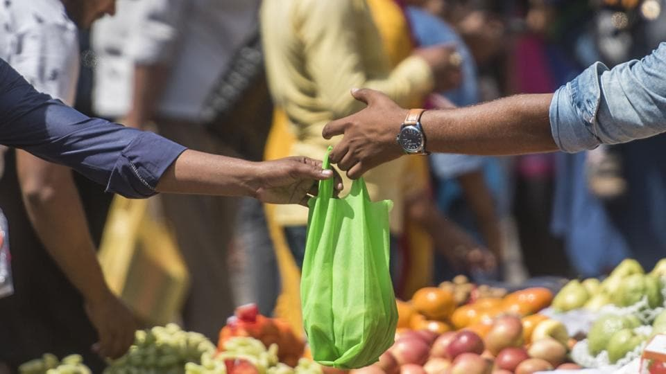 One of the first steps that are likely to be taken by the BMC would be to ban plastic bags from the 97 municipal markets across the city.